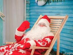 Святой Николай, Дед Мороз и Снегурочка