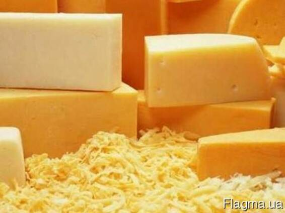 Сыр для промпереработки жирный