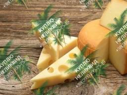 Сыр и сырную продукцию оптом куплю просрочку, уценку.