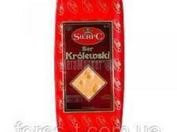 Сыр Королевський 45% Серпц Польща