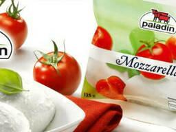 Сыр Моцарелла 125 грамм / Mozzarella Paladin