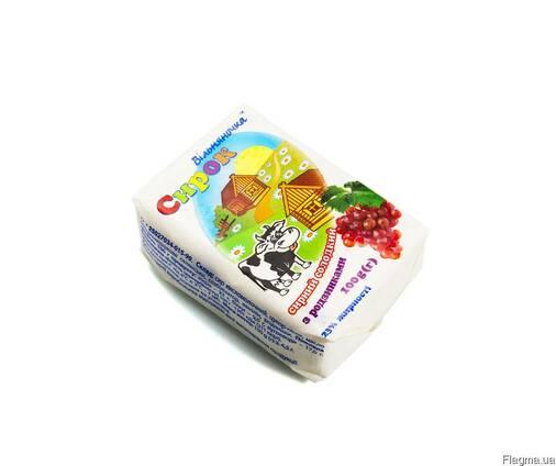 Сырок сладкий 23% жирности 100 г