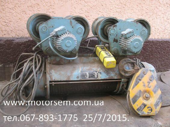 Т10442 Тельфер электрический болгарский Т10632 Цена Фото