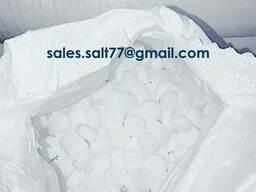 Таблетированная соль для водоочистки в мешках по 25кг