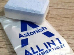 Таблетки для посудомоечных машин Astonish All-in-1 поштучно
