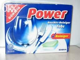 Таблетки для посудомоечных машин G&G POWER, 60 шт