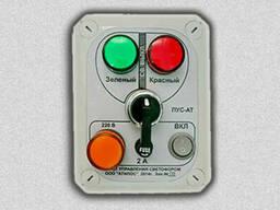 Табло Вызывное Пешеходное и Пульт Управления Светофором