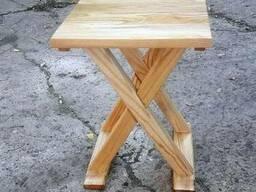 Табурет деревянный Код: СД-22 В наличии