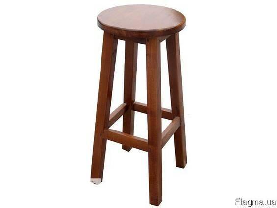 Табуретки, стулья, вешалки напольные изготовим