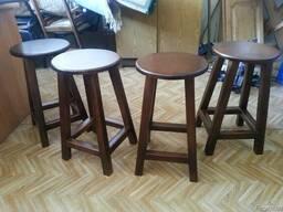 Табуретки, стулья, вешалки напольные изготовим - фото 3