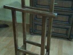 Табуретки, стулья, вешалки напольные изготовим - фото 7
