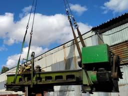 Монтаж промышленного оборудования