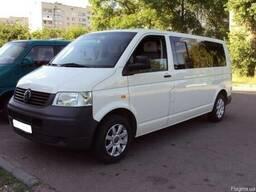 Такси микроавтобус VW T5 Чернигов-Киев