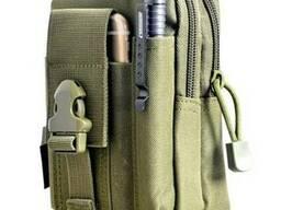 Тактическая поясная сумка барсетка