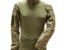 Тактическая рубашка Ubacs Marpat Desert AOR I х/б