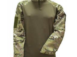 Тактическая рубашка Ubacs рип-стоп мультикам