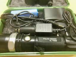 Тактический фонарик Wimpex Police WX-T8628. ..