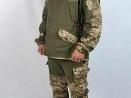 Тактический костюм Горка пиксель ВСУ рип-стоп