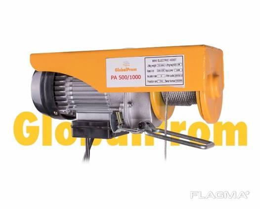 Таль электрическая РА (тельфер электрический, лебедка)