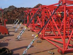 Талреп грузовой вилка-вилка M10, 3/8''; 0,54 тн.