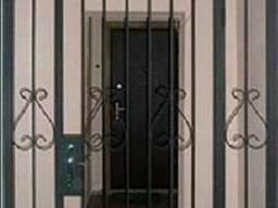 Тамбурная решетчатая дверь. г.Николаев и область