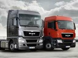 Таможенное оформление тягачей, грузовых авто