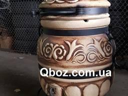 Тандыр Ахмат 50 литров полный комплект