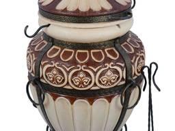 Тандыр Греция с откидной крышкой / со съемной крышкой 100 литров