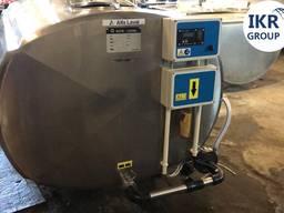 Танк охладитель молока б/у Alfa Laval объёмом 2150 литров