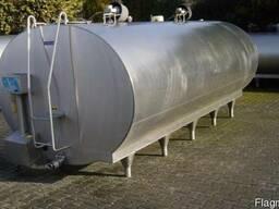 Танк охладитель молока БУ на 10000 литров. Харьков