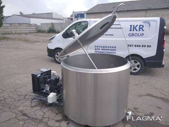 Танк охладитель молока De Laval, Alfa Laval на 500 л б/у