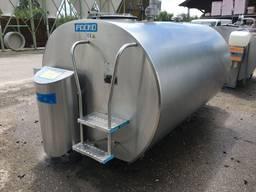 Танк -охладитель молока фирмыPacko REM-DX 3100 л 2000г/в