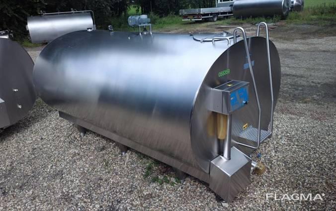 Танк-охладитель молока Mueller О-2250 10150 л. б/у