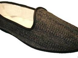 Тапочки мужские,текстильные, комнатная обувь