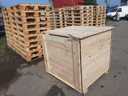 Тара деревянная для машиностроения Export