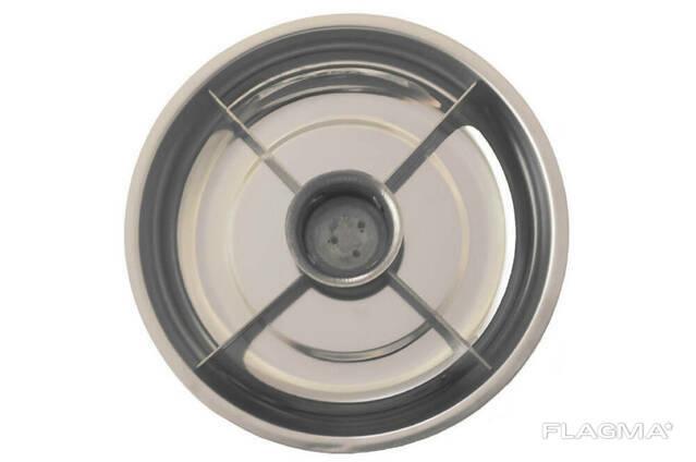 Тарелка магнитная Intertool - 148 мм 4секции (ET-1052)