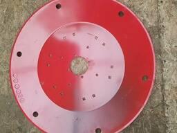 Тарелка рабочая верхняя для роторной косилки 1,65