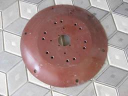 Тарелка рабочая (верхняя) роторной косилки 1,65м