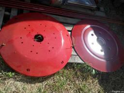 Тарелка верхняя косилки роторной Z-169 1.65 m Bomet, Wirax, - фото 5