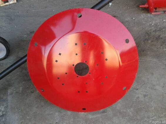 Тарелка верхняя роторной косы Z-169, Z-173, Z-069.