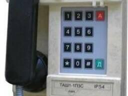 ТАШ1-1П3С (IP65) телефон промышленный со светоиндикацией