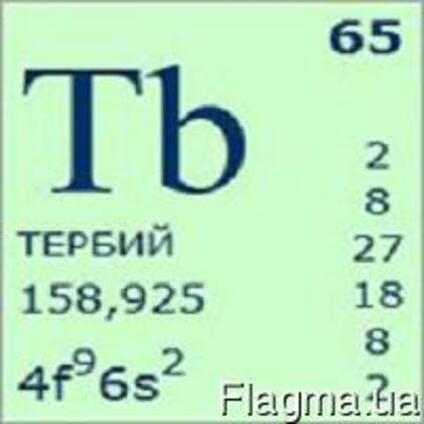 Tb4O7, Тербий Оксид 99.99%