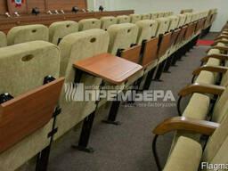 """Театральные кресла с пюпитрами """"Соло"""" от производителя"""