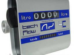TECH FLOW 4C - Механический счетчик расхода топлива