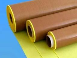 Тефлоновая лента без клеевого слоя 130 микрон ширина 1метр