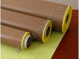 Тефлоновая лента пленка с клеем 0,80мм