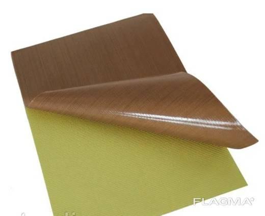Тефлоновые ленты с клеем 130 мкм (стеклоткань)