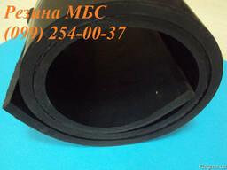 Техническая пластина резиновая маслобензостойкая