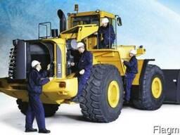 Технічне обслуговування і ремонт спецтехніки