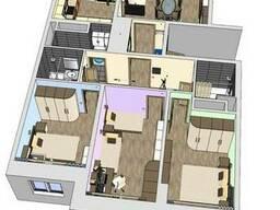 Технічний дизайн жилого і комерційного приміщення